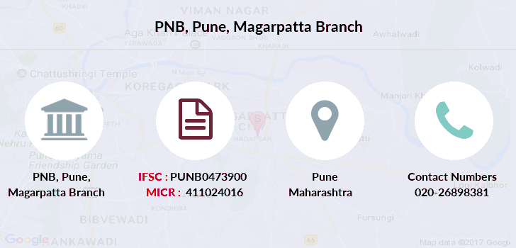 Punjab-national-bank Pune-magarpatta branch