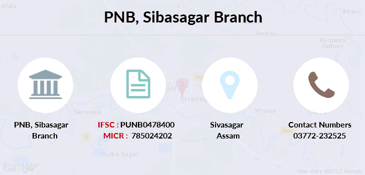 Punjab-national-bank Sibasagar branch