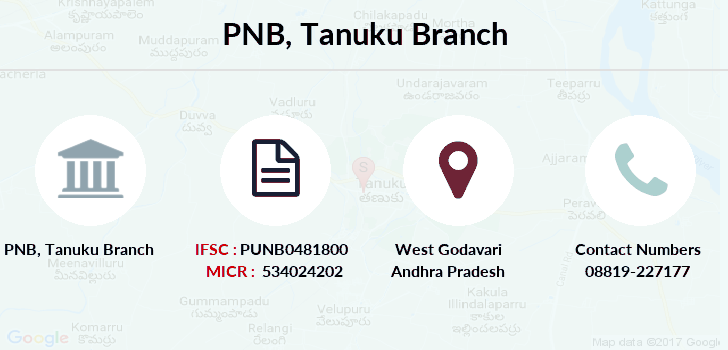 Punjab-national-bank Tanuku branch