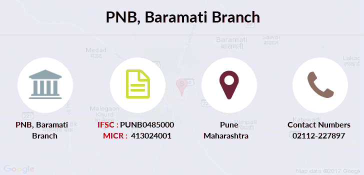 Punjab-national-bank Baramati branch