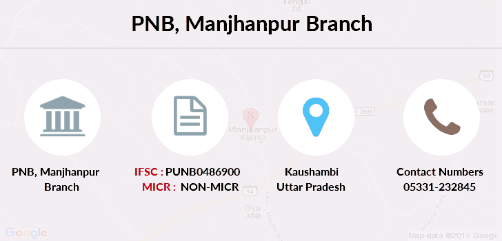 Punjab-national-bank Manjhanpur branch