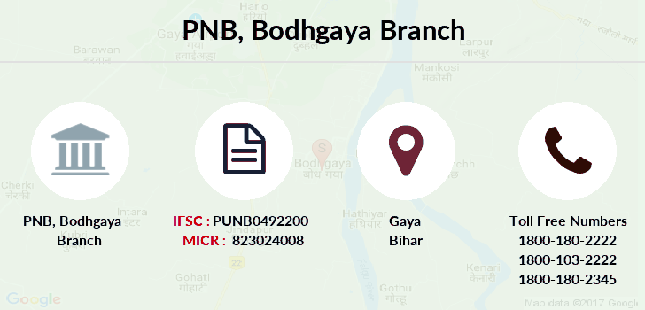 Punjab-national-bank Bodhgaya branch