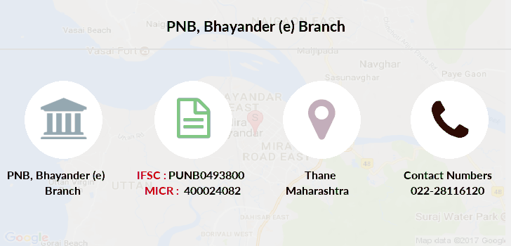 Punjab-national-bank Bhayander-e branch