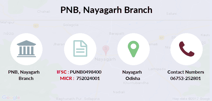 Punjab-national-bank Nayagarh branch