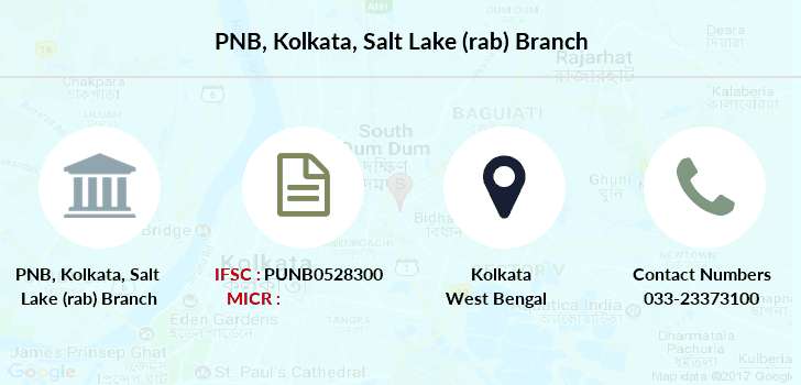 Punjab-national-bank Kolkata-salt-lake-rab branch