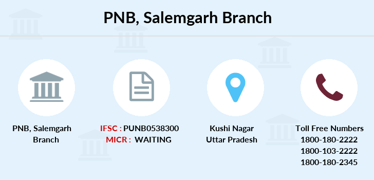 Punjab-national-bank Salemgarh branch