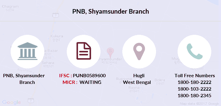 Punjab-national-bank Shyamsunder branch