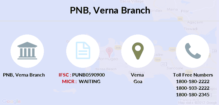 Punjab-national-bank Verna branch