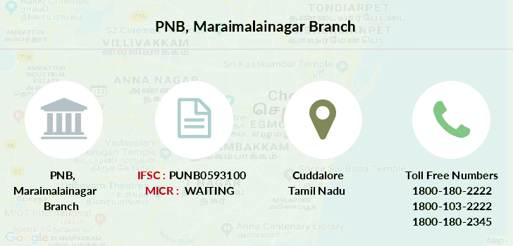 Punjab-national-bank Maraimalainagar branch