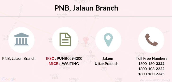 Punjab-national-bank Jalaun branch