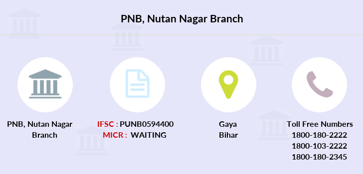 Punjab-national-bank Nutan-nagar branch