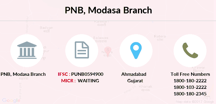 Punjab-national-bank Modasa branch
