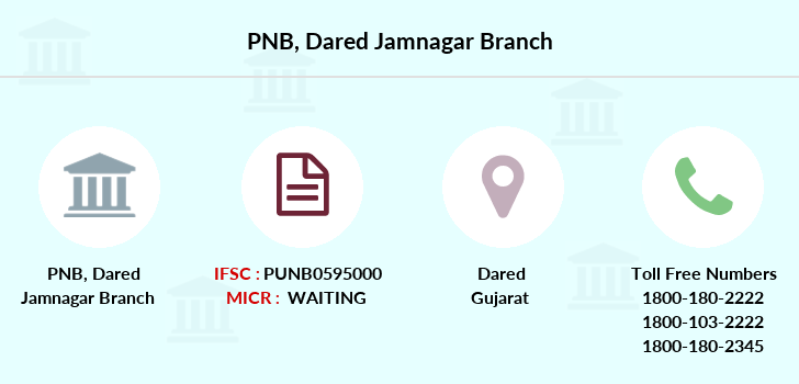 Punjab-national-bank Dared-jamnagar branch
