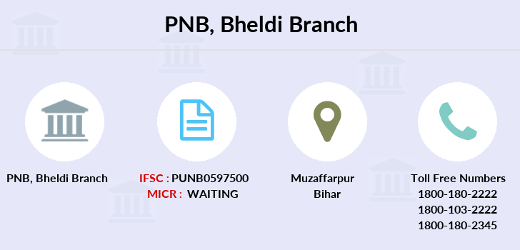 Punjab-national-bank Bheldi branch