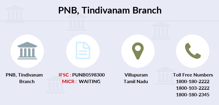 Punjab-national-bank Tindivanam branch