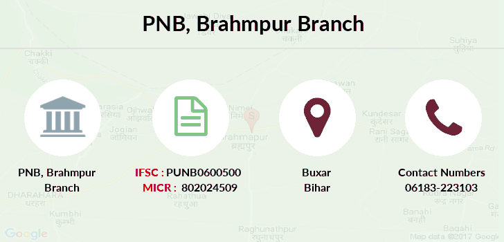 Punjab-national-bank Brahmpur branch