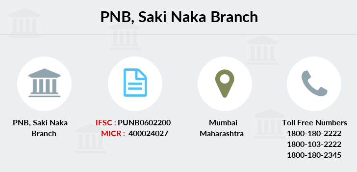 Punjab-national-bank Saki-naka branch