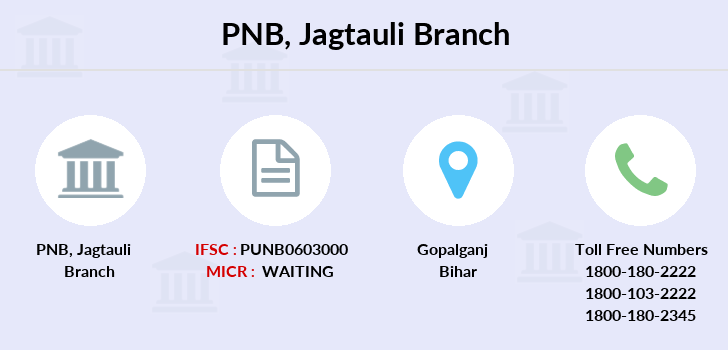 Punjab-national-bank Jagtauli branch