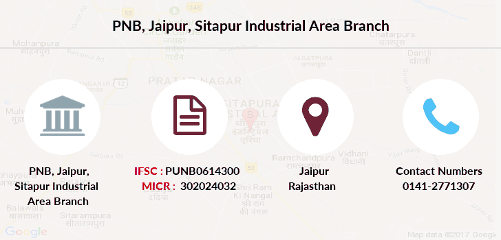 Punjab-national-bank Jaipur-sitapur-industrial-area branch