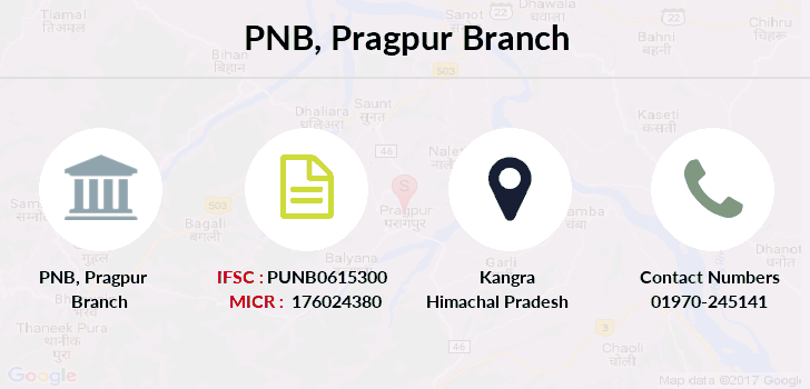 Punjab-national-bank Pragpur branch