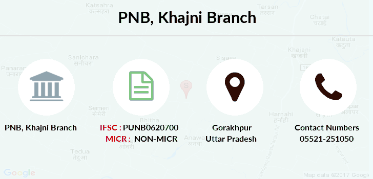 Punjab-national-bank Khajni branch