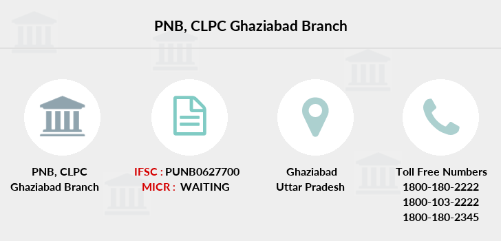 Punjab-national-bank Clpc-ghaziabad branch