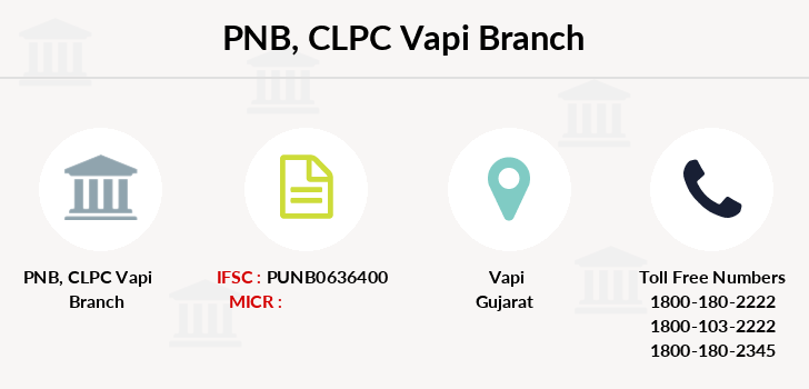 Punjab-national-bank Clpc-vapi branch