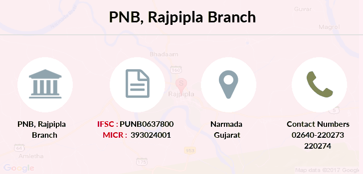 Punjab-national-bank Rajpipla branch