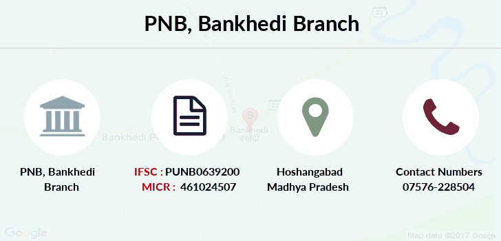 Punjab-national-bank Bankhedi branch