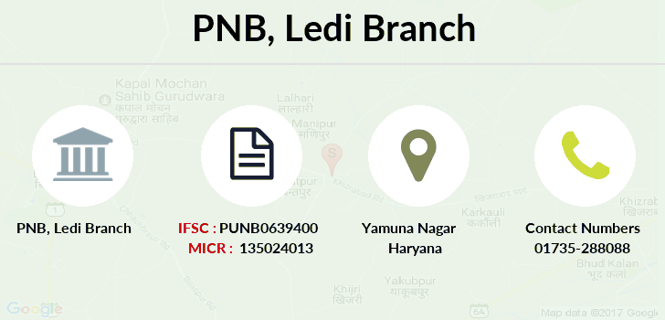 Punjab-national-bank Ledi branch