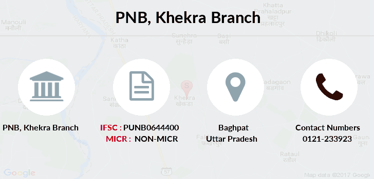 Punjab-national-bank Khekra branch