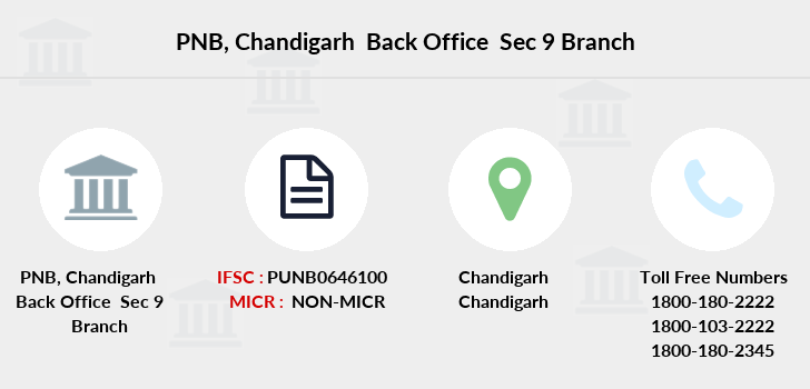 Punjab-national-bank Chandigarh-back-office-sec-9 branch