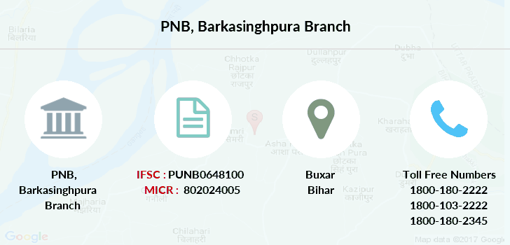 Punjab-national-bank Barkasinghpura branch