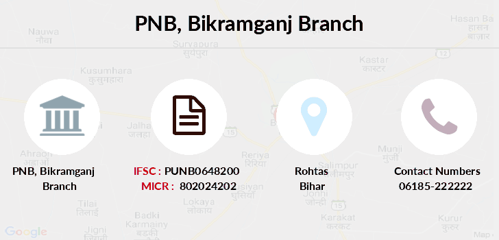 Punjab-national-bank Bikramganj branch