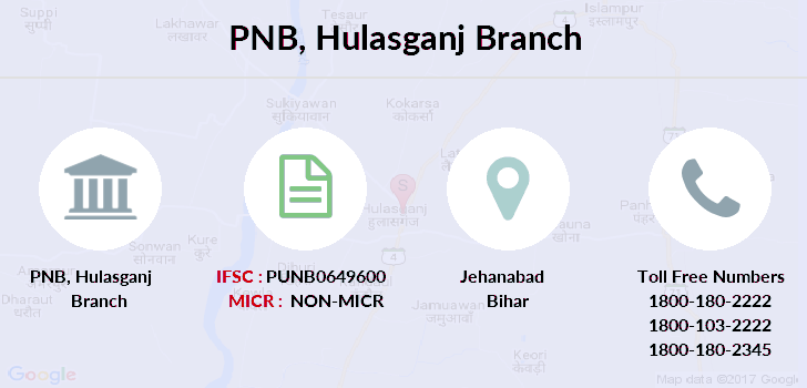 Punjab-national-bank Hulasganj branch