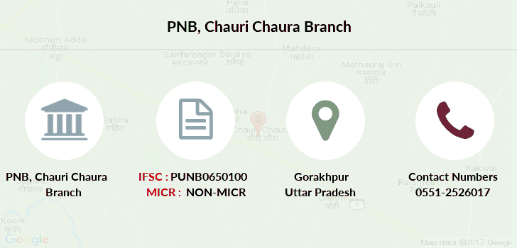 Punjab-national-bank Chauri-chaura branch