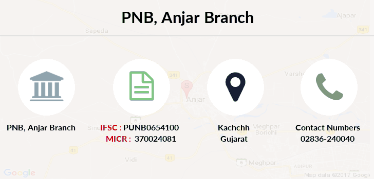 Punjab-national-bank Anjar branch