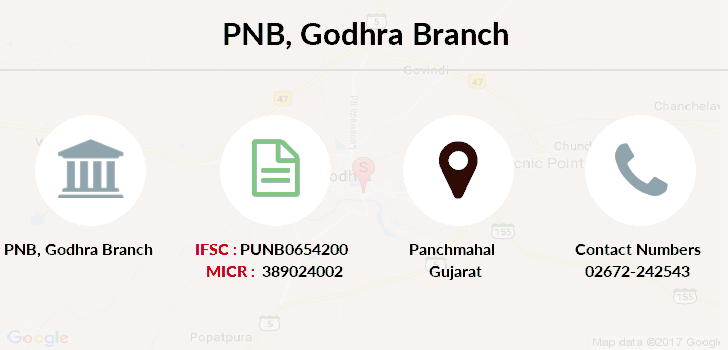 Punjab-national-bank Godhra branch