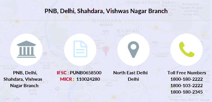 Punjab-national-bank Delhi-shahdara-vishwas-nagar branch