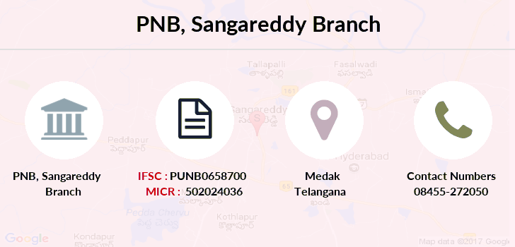 Punjab-national-bank Sangareddy branch