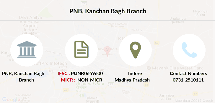 Punjab-national-bank Kanchan-bagh branch