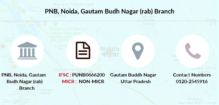 Punjab-national-bank Noida-gautam-budh-nagar-rab branch