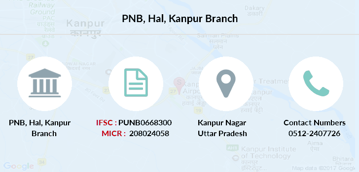 Punjab-national-bank Hal-kanpur branch