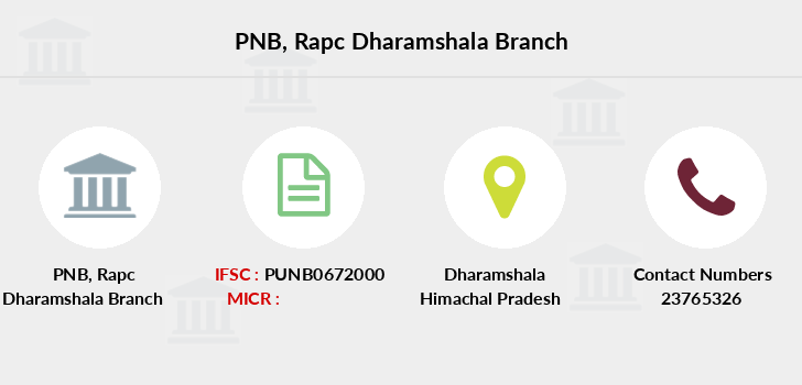Punjab-national-bank Rapc-dharamshala branch