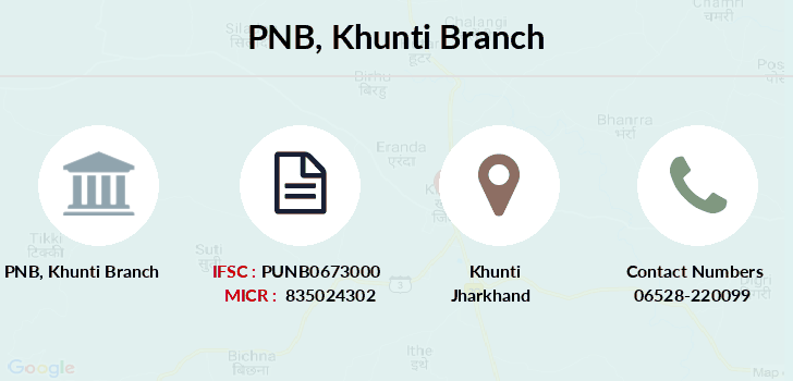 Punjab-national-bank Khunti branch