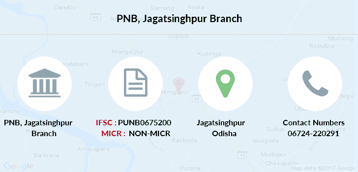 Punjab-national-bank Jagatsinghpur branch