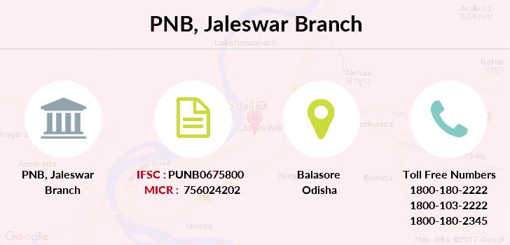 Punjab-national-bank Jaleswar branch