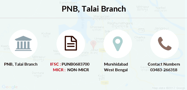 Punjab-national-bank Talai branch