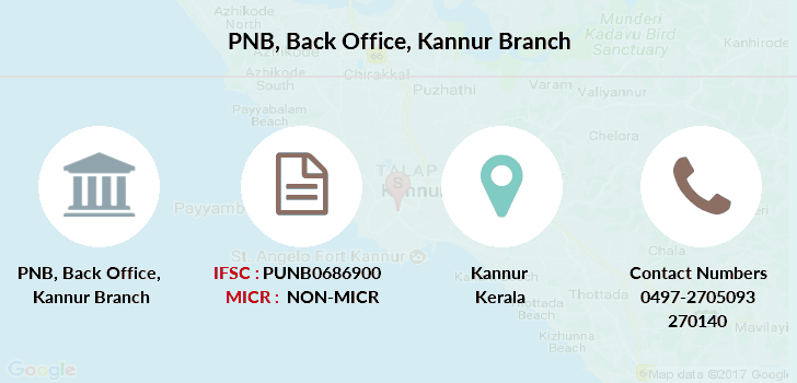 Punjab-national-bank Back-office-kannur branch
