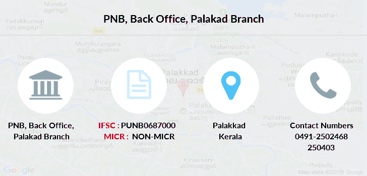 Punjab-national-bank Back-office-palakad branch